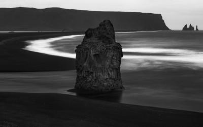 Vik. Islandia.