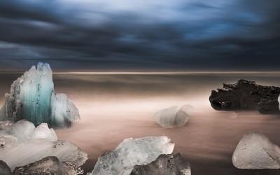 Jökulsárlón. Islandia. Finalista en el concurso  Sony World Photography Awards 2016