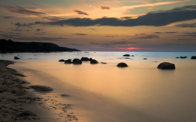 Baastad. Islandia. 2019 Medalla de Bronce en el concurso  PX3  PRIX DE LA PHPTOGRAPHIE PARIS. Dossier: Nature / Sunsets – Professional