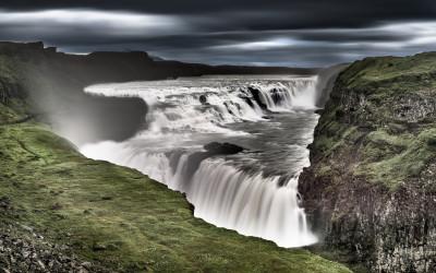 Gullfoss. Islandia. Mención de honor en el concurso internacional CHROMATIC AWARDS