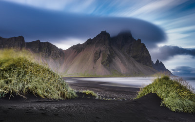Stokksnes. Islandia. Mención de honor en el concurso  ND Awards 2017
