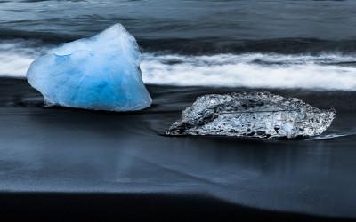 Jökulsárlón. Islandia